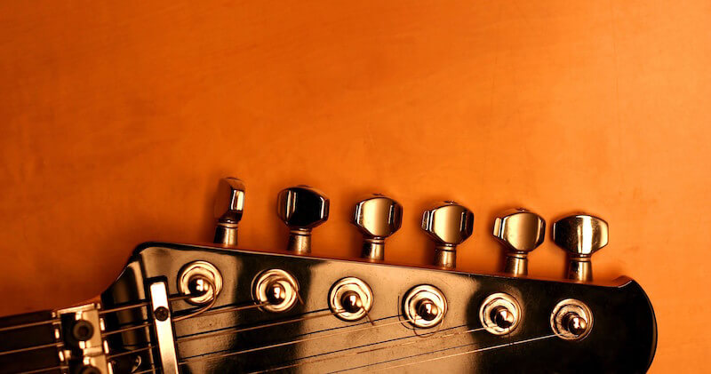 apprendre guitare index